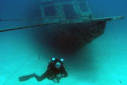 Phuket TDI Advanced Wreck course Thailand liveaboard Similan