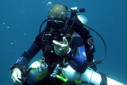 DSAT Tec 50 Course in Phuket Thailand and during liveaboard cruises at the Similan Islands