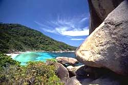 Similan Liveaboard diving cruising and liveaboards to Similan island with Dive Asia