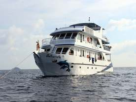M/V Bavaria Similan Islands Liveaboard