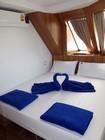 bavaria Similan Islands Liveaboard Double Deluxe Cabin