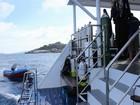 bavaria - Similan Island Liveaboard Dive Plattform with tender
