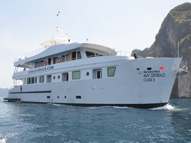 Diverace Similan Islands Liveaboard