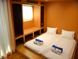 Diverace Similan Liveaboard Deluxe Cabin