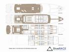Diverace Similan Island Liveaboard Layout