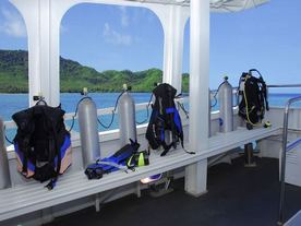 Giamani Similan Dive Deck
