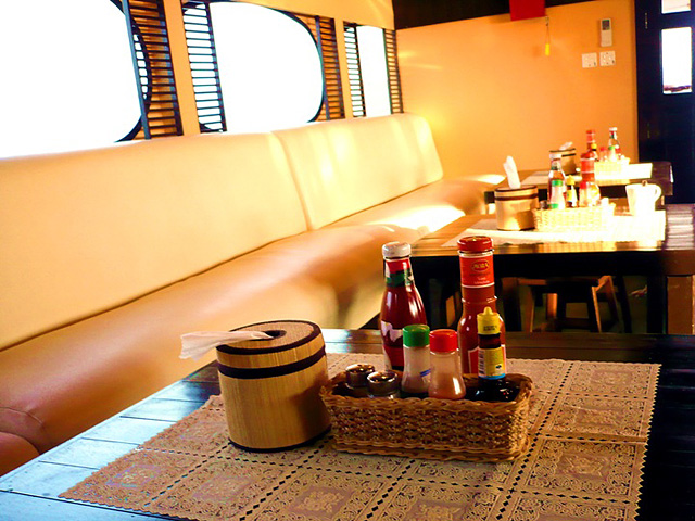 Pawara Dining Area