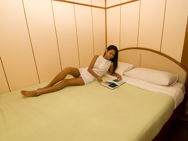 Deep Andaman Queen Similan Island Liveaboard VIP Cabin