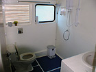 M/V Andaman Tritan - Similan Island Liveaboard Bath Room