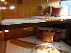 M/V Andaman Tritan - Similan Island Cruises Double Cabin