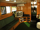 M/V Andaman Triton Similan Islands Liveaboard Saloon