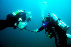 Phuket DSAT Tec 40 scuba diving course in thailand on a liveaboard to Similan