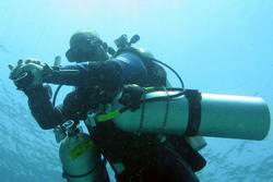 Phuket DSAT Tec 45 Diver scuba diving course in Thailand on a liveaboard to Similan
