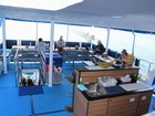 bavaria - Similan Island Liveaboard Dining Area