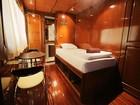 MV Hallelujah VIP Einzelkabine mit eigenem Bad