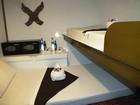 Pawara's Budget Kabineist eine inzelbettkabine mit geteiltem Bad unterdeck