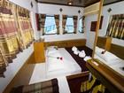 Pawara Masterkabine als Doppelbett kabine