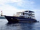 Deep Andaman Queen von vorne Links